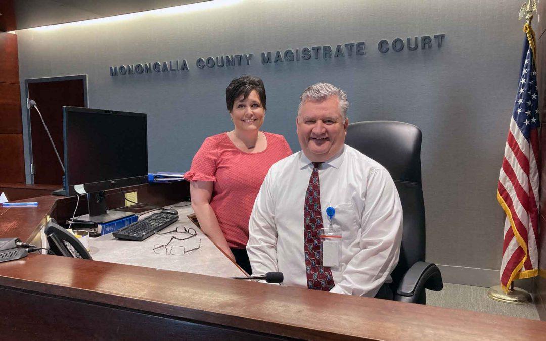 Announcing Monongalia Division 1 Magistrate's Outreach Plan